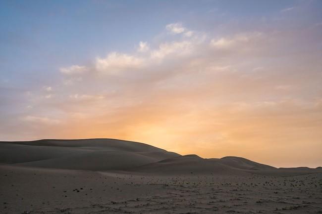 The Taklimakan Desert