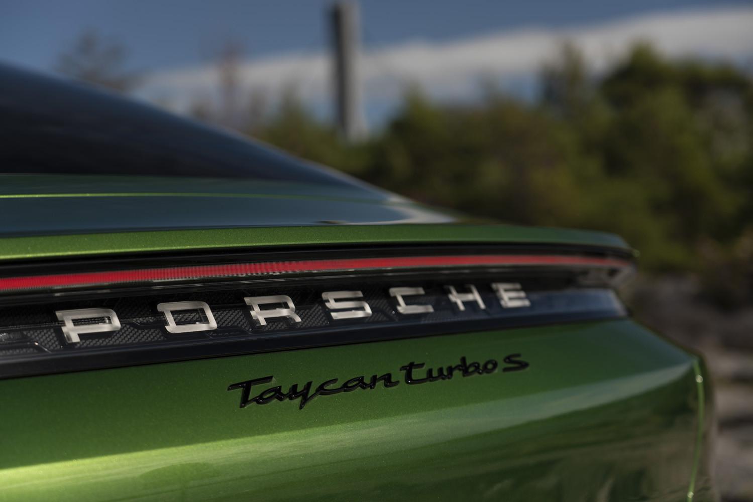 Foto de Porsche Taycan prueba contacto (260/275)