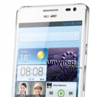 Huawei Ascend D2 se deja ver antes del CES 2013