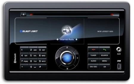 Radio por Internet en el coche, próximamente en vuestros salpicaderos