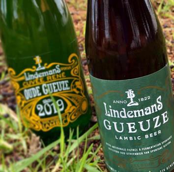 Lindemans Gueuze Lambic Cerveza