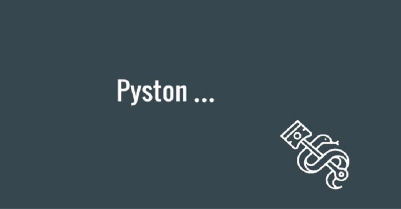 Pyston 2.2 es un Python que promete ser un 30% más rápido: sus creadores quieren que sustituya al lenguaje de programación