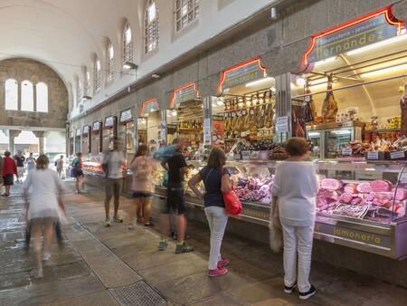 Mercado De Abastos C Alberto Bandin Para Turismo De Santiago