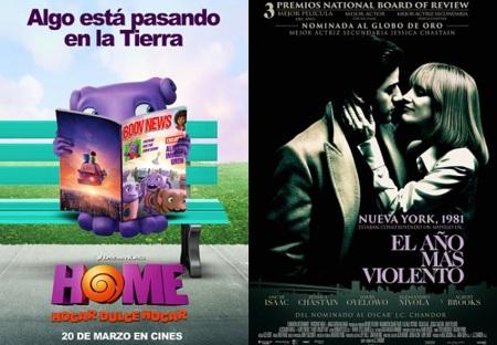 Estrenos de cine | 19 de marzo | El hogar más enfadado y violento de la obsesión