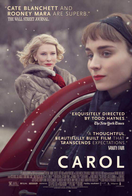 Foto de Los carteles de 'Carol' (3/9)