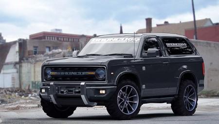 ¿Oficial el regreso del Ford Bronco? Al menos eso dice el sindicato de trabajadores automotrices de Estados Unidos