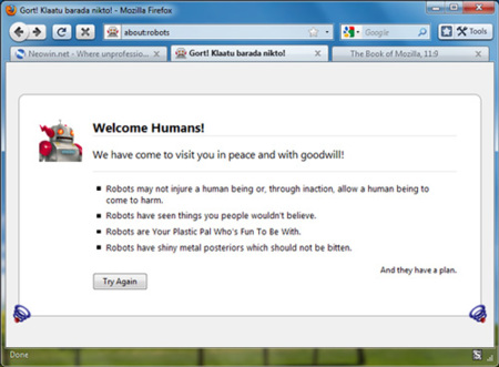 Descarga el tema de Firefox 3.7 para Windows