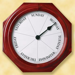 Reloj marca días
