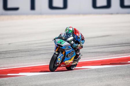 Franco Morbidelli da un paso adelante y se adjudica la pole de Moto2