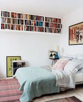 7 ideas para integrar librerías en tu casa