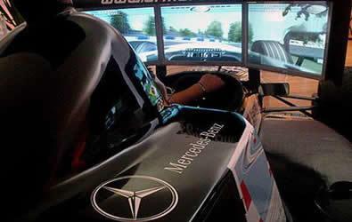 El simulador que Ferrari está desarrollando en Maranello