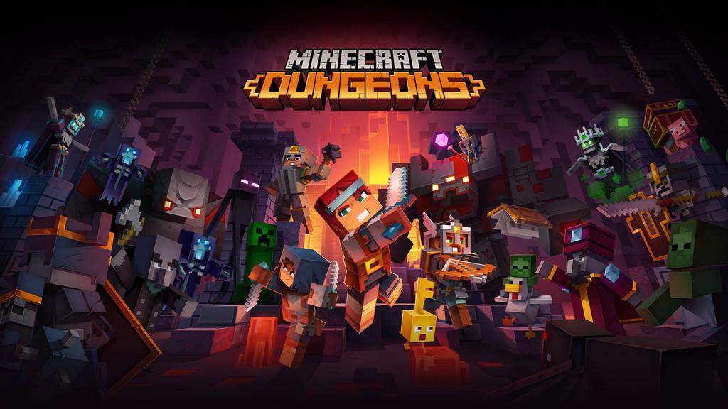 Minecraft Dungeons, el dungeon crawler de Mojang, es el primer juego de la franquicia que realmente me ha dado ganas de adentrarme en ella