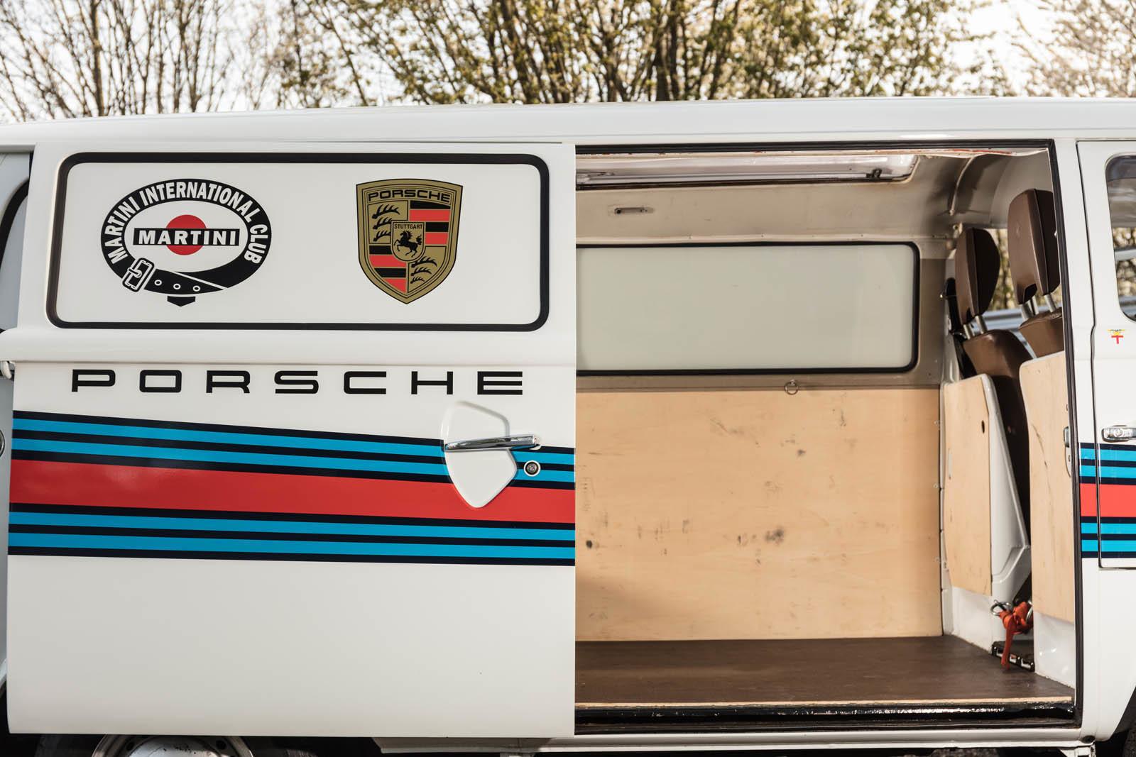 Foto de Porsche 930 clásico a subasta (4/42)
