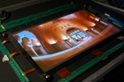 Imprime tu propia pantalla OLED