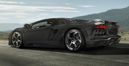 Lamborghini Aventador LP700-4 Carbonado