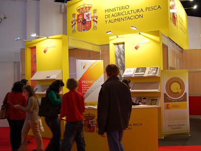 El Ministerio de Agricultura, Pesca y Alimentación presente en Barcelona Degusta