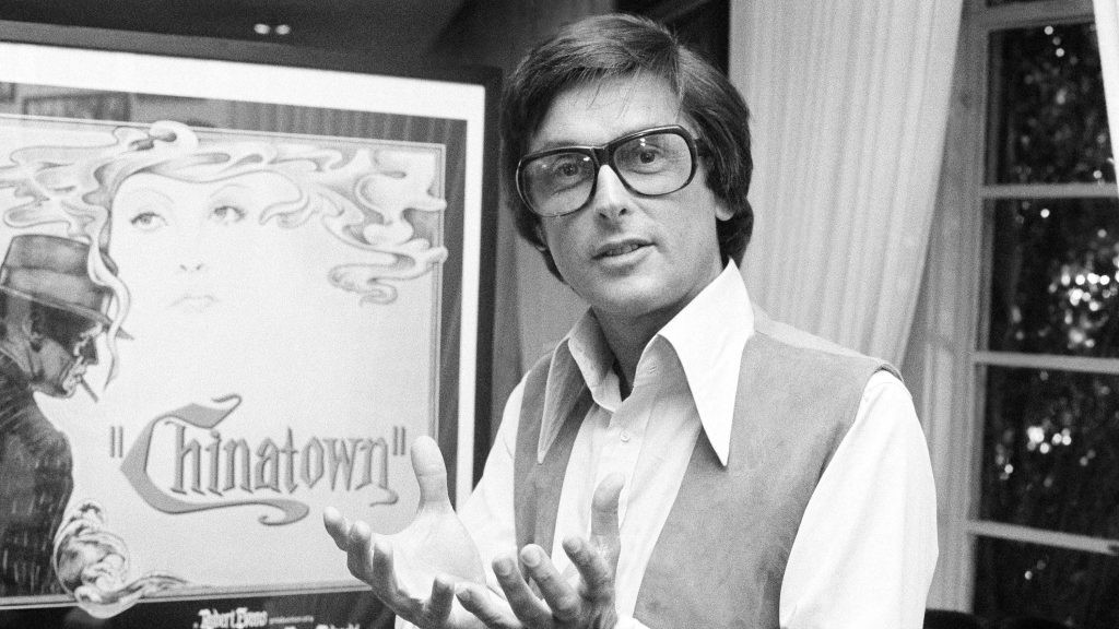 Dies at 89-year-old Robert Evans, the legendary producer of 'Chinatown' and 'Marathon Man'