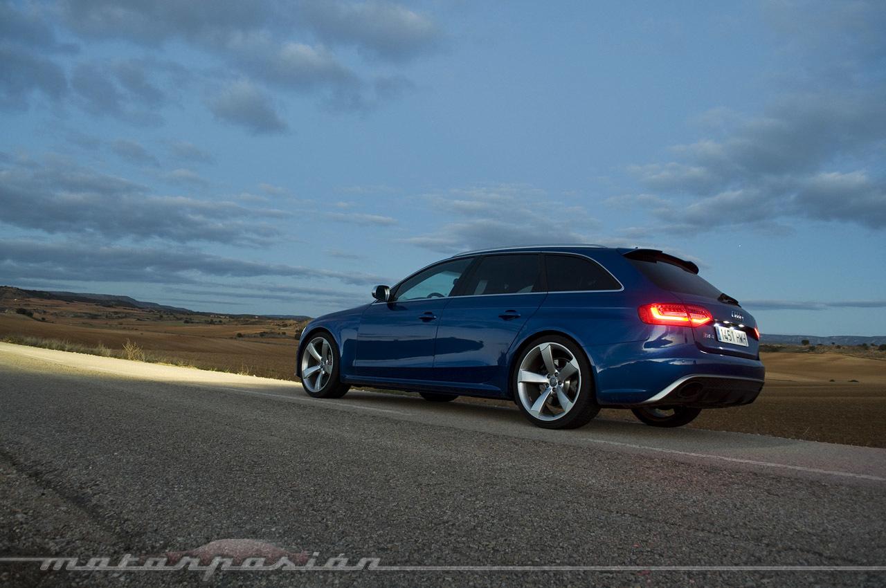 Foto de Audi RS4 Avant (prueba) (28/56)