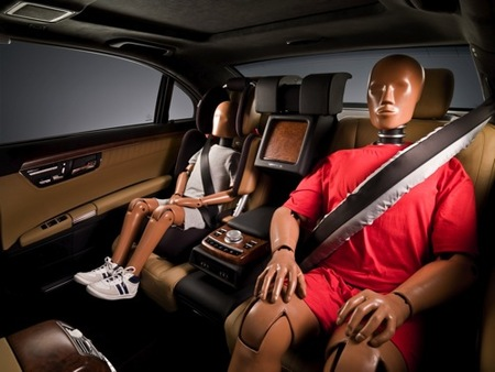 Airbag cinturon