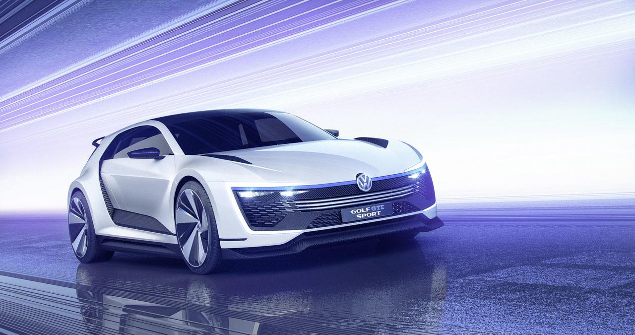 Foto de Volkswagen Golf GTE Sport Concept (10/43)