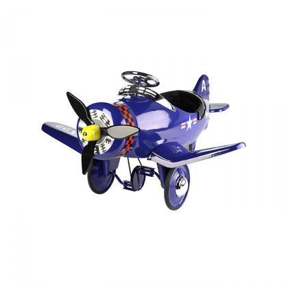 Airflow Collectibles, fantásticos triciclos y avionetas a pedales para niños