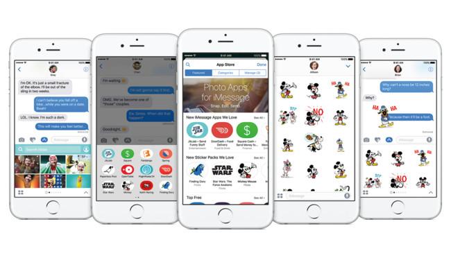 Wwdc 2016 Imessage Apps