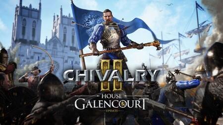 Galencourt aterriza gratis en Chivalry II con la primera actualización de peso del first-person slasher online
