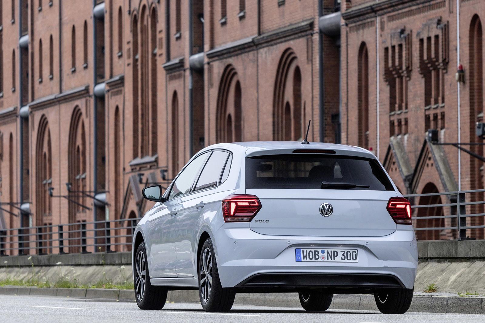 Foto de Volkswagen Polo 2018, toma de contacto (50/59)