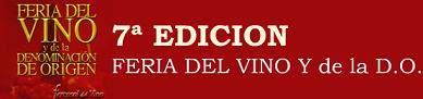VII Feria del Vino de la Denominación de Origen en Torremolinos