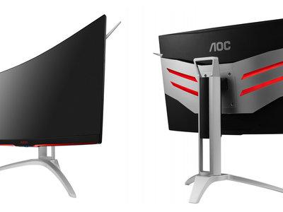 ¿Buscas un monitor para tu consola o PC? Estas dos nuevas pantallas de AOC pueden ser una alternativa