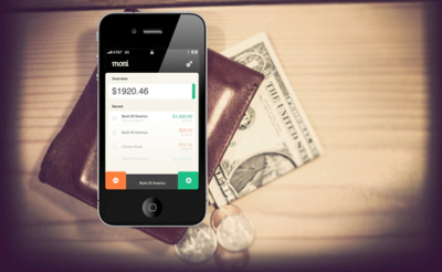 Moni, controla tus gastos desde iOS