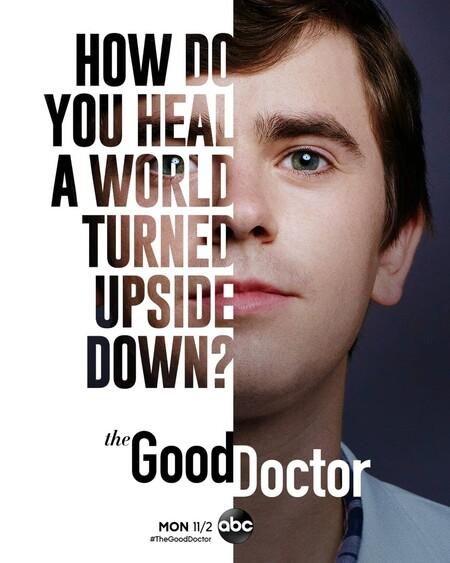The Good Doctor Season 4 Poster Key Art