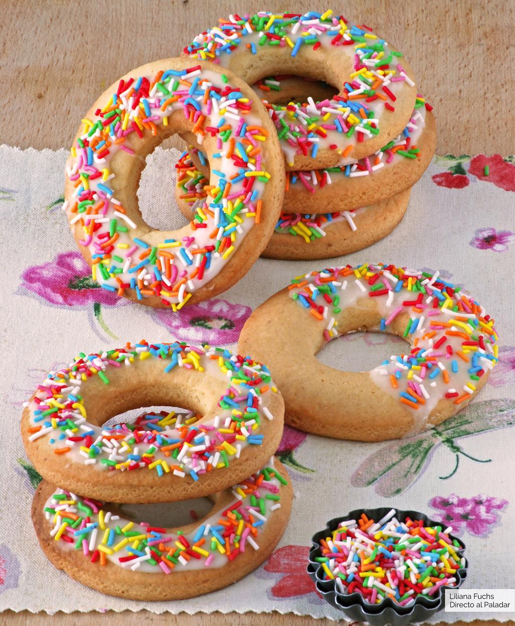 Roscos o galletas de Pascua: fáciles y crujientes dulces ideal para hacer con niños