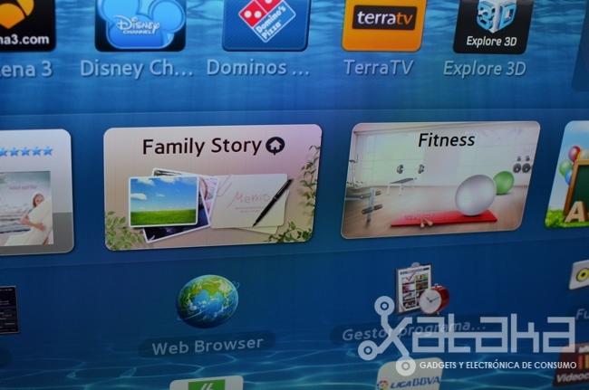 Foto de Smart TV apps exclusivas (13/21)