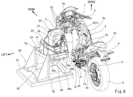 Patente Kawasaki Electrica