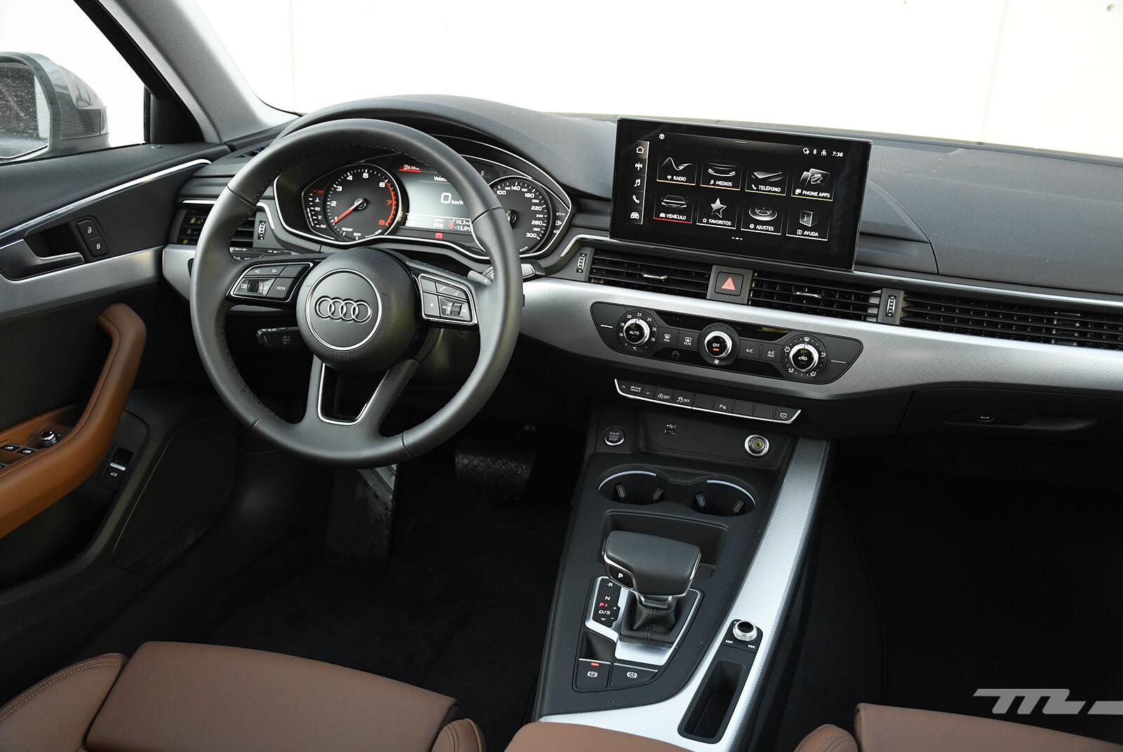 Foto de Audi A4 2021 (prueba) (16/25)