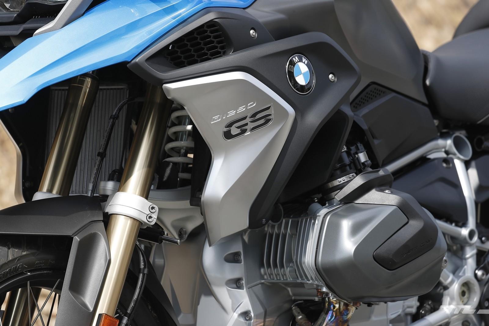 Foto de BMW R 1250 GS 2019 prueba (48/81)
