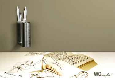 """WCNotes: un objeto curioso y """"divertido"""""""