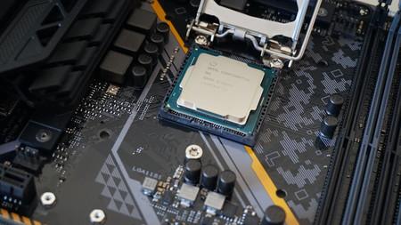Intel Core i7-8700K de cerca