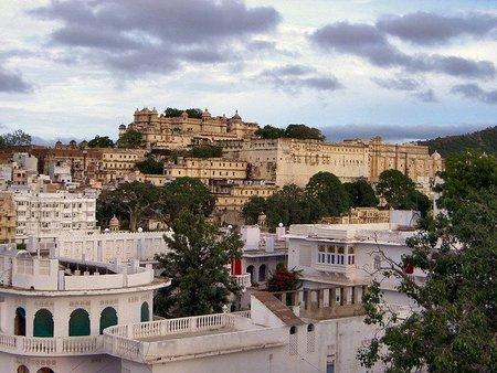 El Palacio de la Ciudad de Udaipur