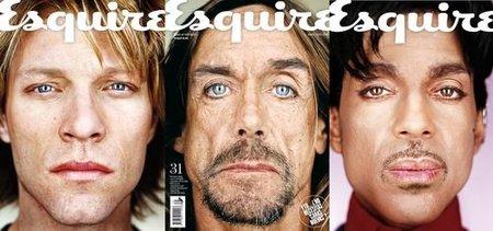 La portada puzzle de Esquire