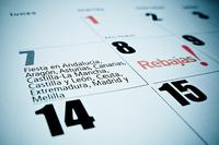 Calendario laboral para el 2010