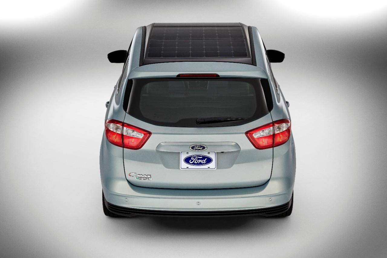 Foto de Ford C-Max Solar (1/7)