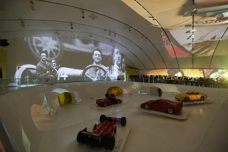 Reabre el Museo Enzo Ferrari en Módena tras su remodelación