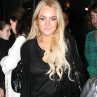 ¿Os pondríais las medias de Lindsay Lohan?