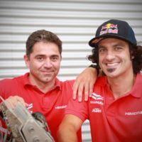 Iván Cervantes al Dakar 2016 con el HIMOINSA Racing Team