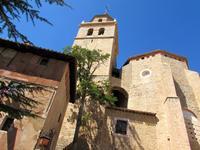 Catedral del Salvador Albarracín