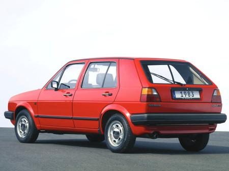 Volkwagen Golf 2 2