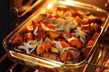 Diferentes formas de cocinar sano. Operación bikini