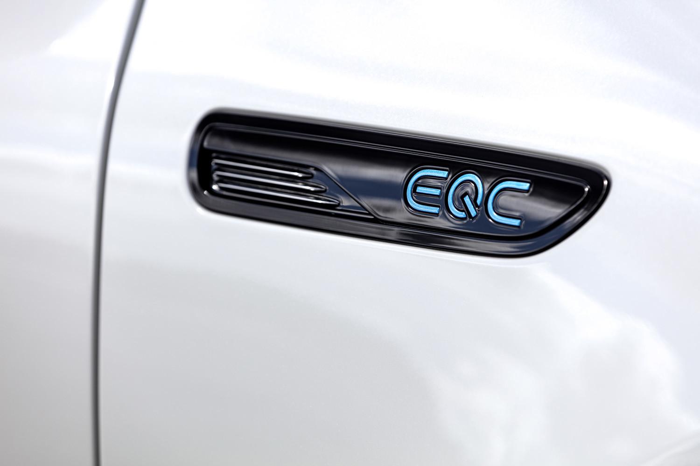 Foto de Mercedes-Benz EQC 2019 (36/74)